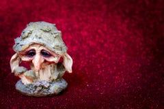 Freaky varelse för champinjon arkivbilder