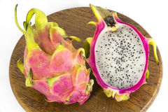 Freash Dragon Fruit Royalty Free Stock Photos