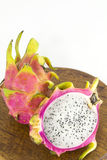 Freash Dragon Fruit Royalty Free Stock Photo