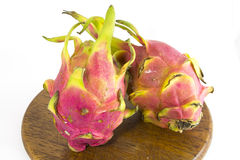 Freash Dragon Fruit Stock Photos
