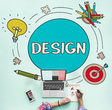 Freash Ideas Inspire Design Creative Concept Stock Photography