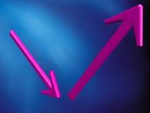 Frecce Immagine Stock