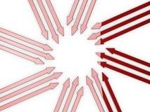 frecce Immagini Stock