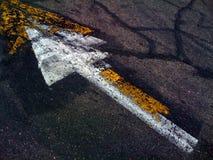 frecce Fotografie Stock Libere da Diritti