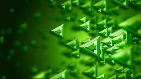 Frecce come un concetto e segno di giusta scelta Fotografia Stock