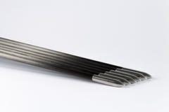 Frecce sottili della concorrenza Fotografia Stock