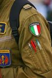 Frecce Tricolori Stockfotos
