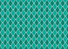 Frecce verde smeraldo intrecciate Immagine Stock Libera da Diritti