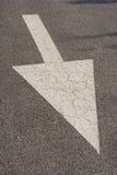 Freccia Fotografia Stock