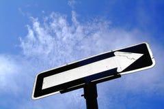 Freccia Fotografie Stock Libere da Diritti