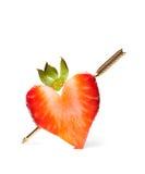 Freccia del Cupid fotografia stock libera da diritti
