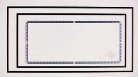 Freccia del cursore Schermo di monitor archivi video