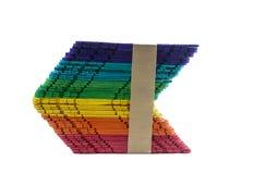 Freccia dell'arcobaleno Fotografia Stock Libera da Diritti