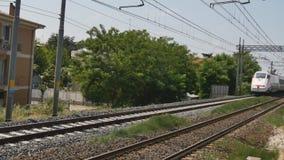 Frecciabianca火车 股票视频