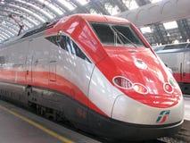 Frecciarossa Trenitalia Royalty Free Stock Images