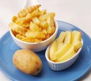 Frech炸薯条 库存照片
