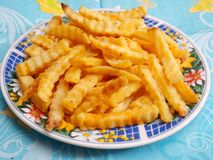 Frech french fries Stock Image