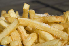 Frech fries Royalty Free Stock Image