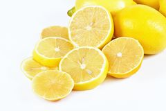 Frech lemon Stock Photos