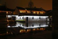 Fred av Wuzhen royaltyfri fotografi