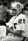 Fred Biletnikoff Oakland Raiders Fotos de Stock