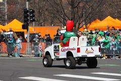 St. Louis St. Patrick`s Day Parade 2019 IV stock photo