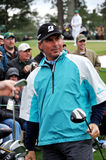 Fred Couples at 2009 Masters Stock Images