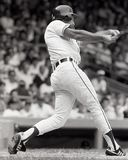 Fred Lynn, Detroit Tigers Fotografia de Stock Royalty Free