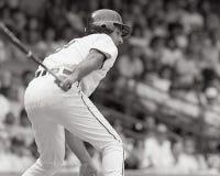 Fred Lynn Detroit Tigers arkivbilder