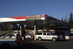 FRED MEYER benzyna obraz stock