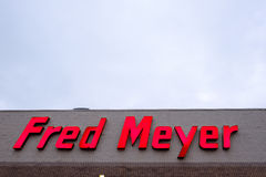 Fred Meyer Springfield Oregon Stock Photo