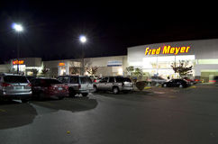 Fred Meyer superstore exterior Stock Photos