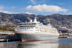 The Fred Olsen cruise ship, Balmoral Royalty Free Stock Photos