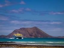 Fred Olsen ferry Stock Photos