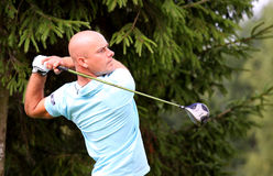 Fred Schoettel a golf Prevens Trpohee 2009 Immagini Stock