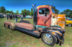 Fred Stokes Ranch Car Show 2014 Royalty Free Stock Images