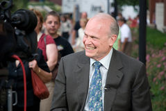 fred thompson Arkivfoto