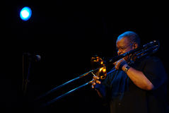Fred Wesley Obraz Stock