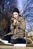 freddamente Fotografia Stock