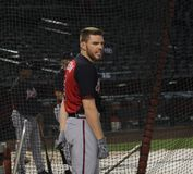 Freddie Freeman Royalty Free Stock Photography