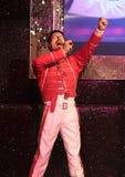 Freddie Mercury fotografia stock