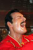 Freddie Mercury obrazy stock