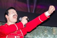 Freddie Mercury Royaltyfria Bilder