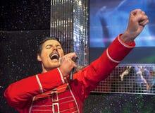 Freddie Mercury Royaltyfri Fotografi