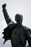 Freddie Mercury Statue Lizenzfreies Stockbild