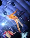 Freddie Mercury uznanie Zdjęcia Stock