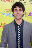 Freddie Smith. LOS ANGELES - OCT 22: Freddie Smith arriving at the 2011 Variety Power of Youth Evemt at the Paramount Studios on October 22, 2011 in Los Angeles royalty free stock photos