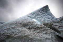 Freddo ghiacciato Immagini Stock