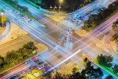 Freddo a Nanchino fotografia stock libera da diritti