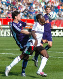 Freddy Adu, D C uni Photos stock